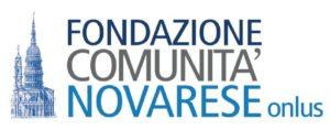 Fondazione Comunità Novarese Onlus Logo