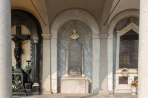 Cimitero Monumentale Novara Luigi Orelli Sepolcro