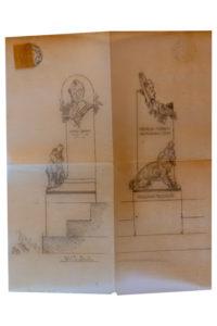 Cimitero Monumentale Novara Famiglia Ferrandi Sepolcro