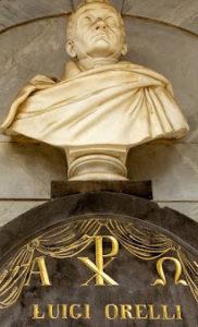 Luigi Orelli Pantheon