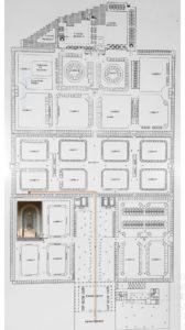 Mappa Sepolcro Luigi Orelli verticale
