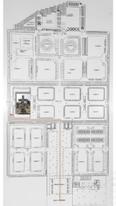 Mappa Sepolcro Ugo Ferrandi verticale