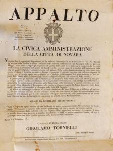 appalto Tornielli