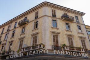 teatro faraggiana. Raffaello e Alessandro Faraggiana